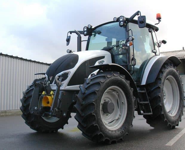 tracteur Valtra série A