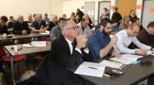 L'assemblée générale de la fdcuma des Hautes-Pyrénées s'est déroulée à Tarbes le 18 janvier 2019.