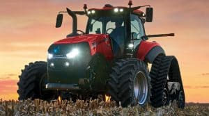 tracteur Case IH Magnum AFS Connect