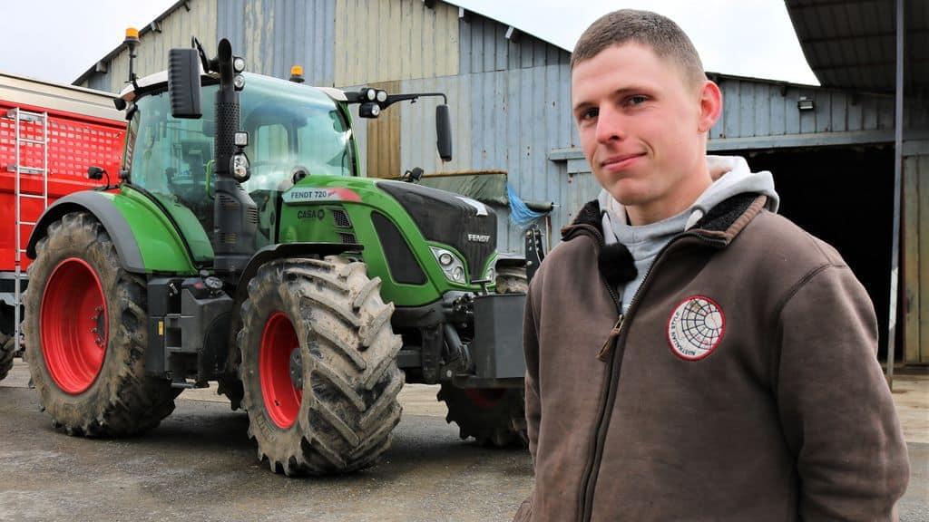 avis sur le tracteur Fendt 720 Vario S4, haut de gamme ProfilPlus