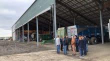 bâtiments en cuma, Belloy-sur-Somme, l'expérience du réseau