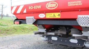 Vicon RO-EDW, les éleveurs valorisent les services essentiels à l'agriculture de précision.