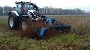 détruire les couverts végétaux, méthodes