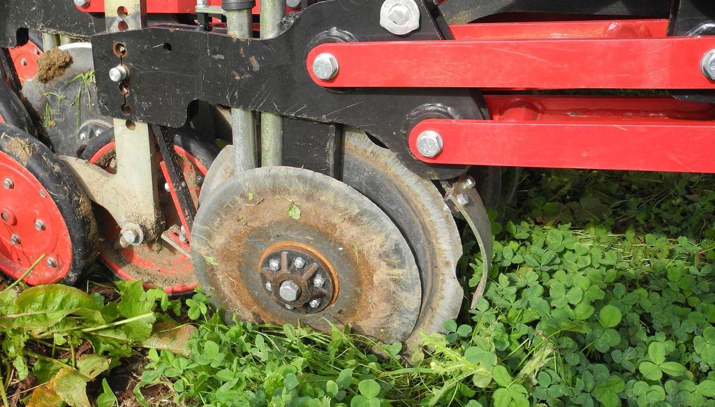 bonne levée en semis direct, guide semis direct mise en terre