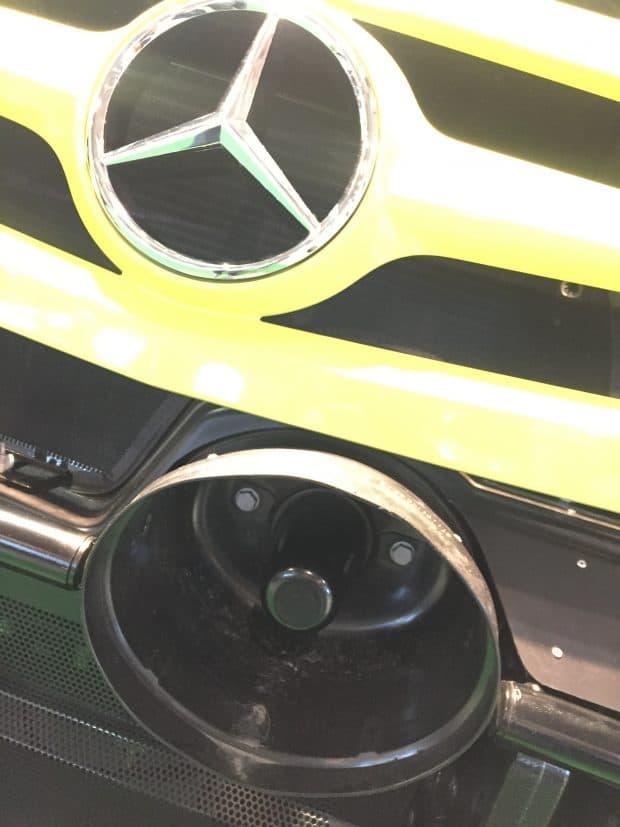 Unimog U Mercedes tracteur agricole