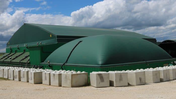 biomethane cuma rdf