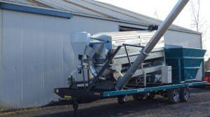 triage des grains, trieur de grain CI2T TM8000