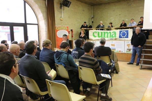 Une assemblée générale centrée sur ce qu'apportent les cuma aux territoires.