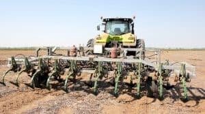 désherbage mécanique : GRDC weed chipper