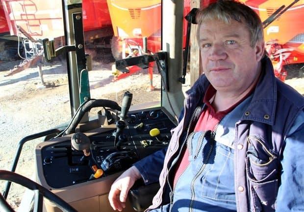John Deere 7710, le tracteur de la cuma vallee de l'Yaigne