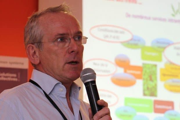 Luz'co. Jérôme Pavie, chef de service Idele
