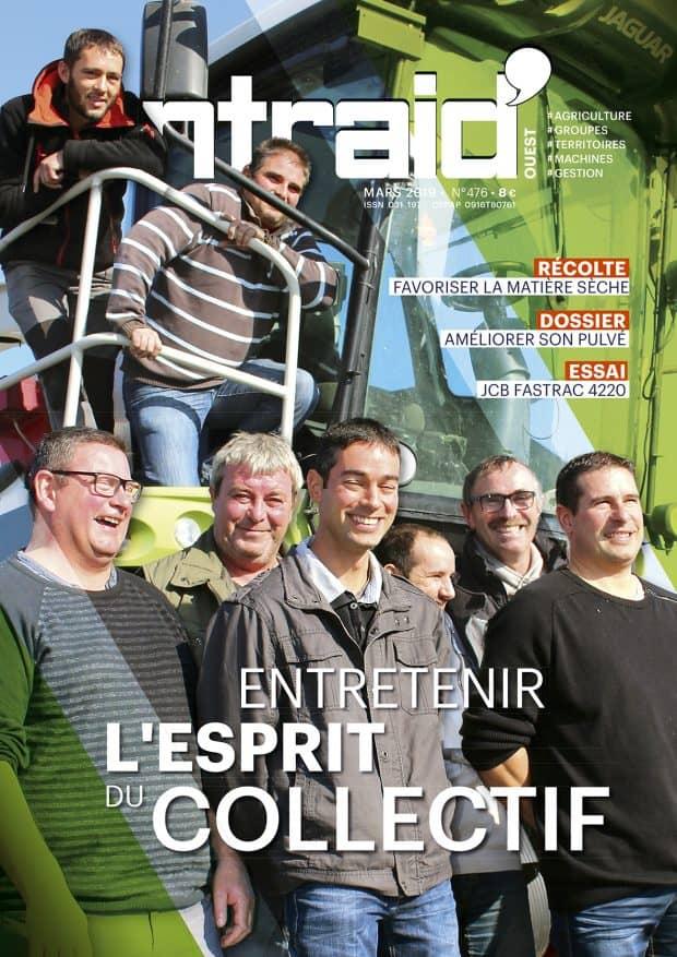 mensuel entraid magazine mars 2019 collectif cuma