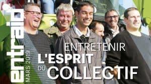 Entraid Magazine mars 2019 mensuel agricole