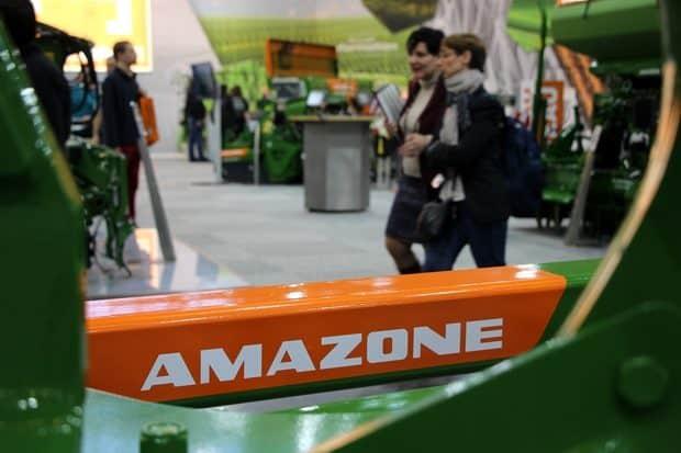 Désherbage mécanique : Amazone