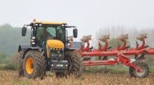 essai tracteur jcb Fastrac cuma