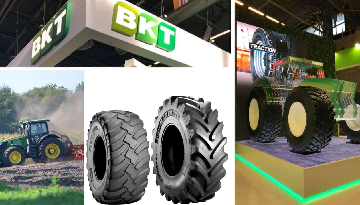 BKT Sima 2019 Agrimax Force IF