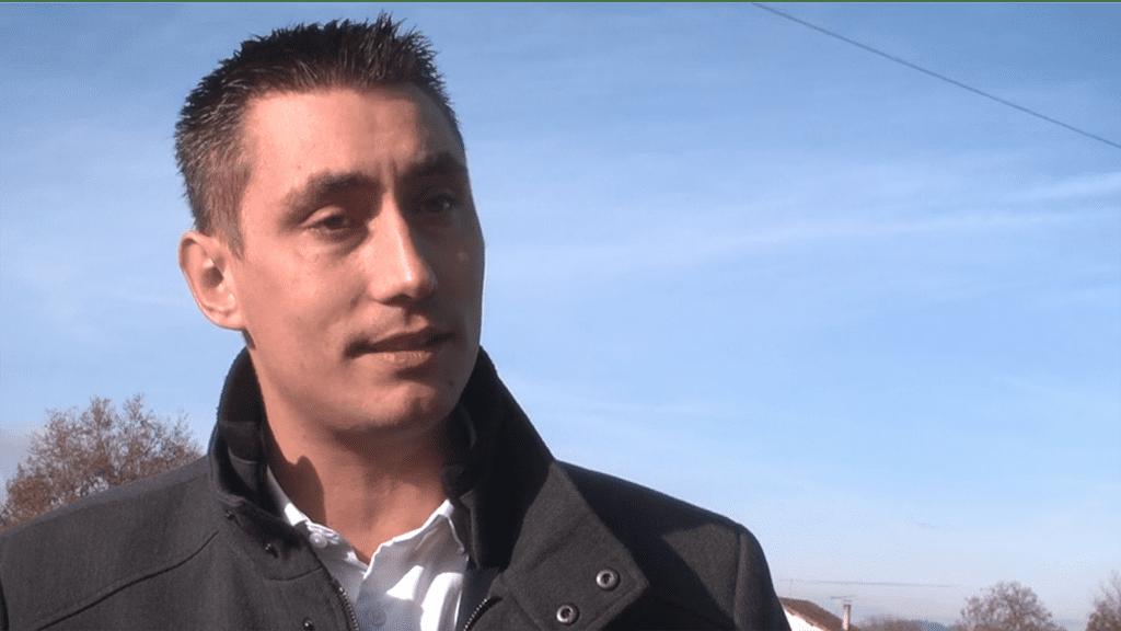 Samuel Vandaele elu president du syndicat des Jeunes Agriculteurs