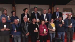 SCIC Maynne bois énergie : Les acteurs de la filière bois énergie honoraient les 10 ans de la Scic MBE