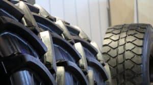 Les pneus au Sima