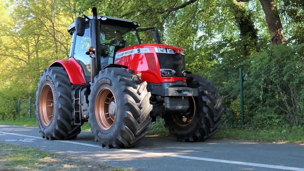 Bridgestone VF-Tractor pneumatiques