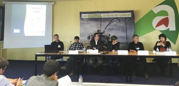 table ronde innovations collective agriculture cuma assemblée générale frcuma