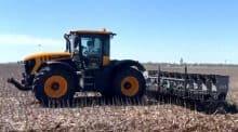tracteur autonome Sabanto JCB Fastrac