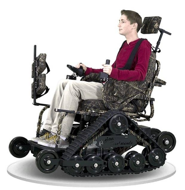 fauteuil action trackchair