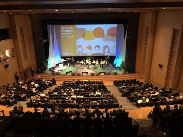 salle congres cuma fncuma national election 2019