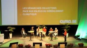 dérèglement climatique Fncuma congrès 2019