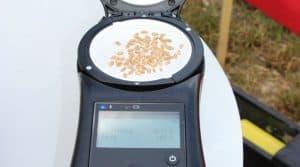Qualité du grain: l'outil GrainSense est un petit labo portatif