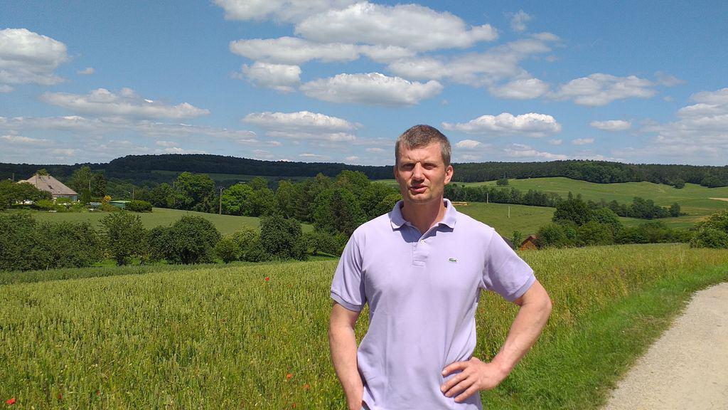 Eric Saunois, président de la cuma de Han-lès-Juvigny et président de la section Meuse de la frcuma Grand Est