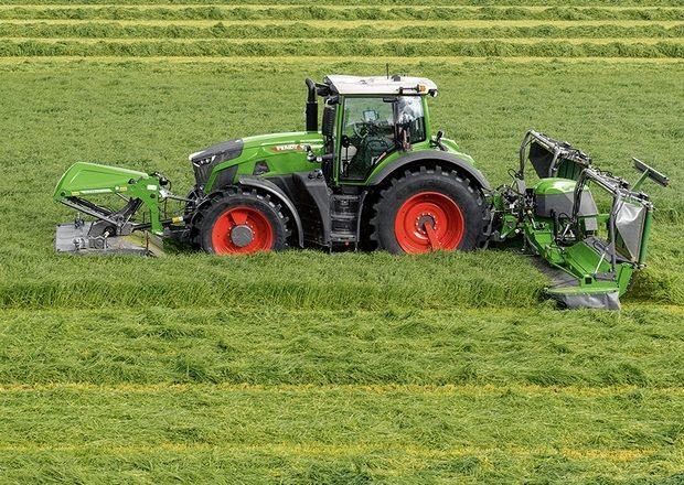 tracteur Fendt 900 Vario S5