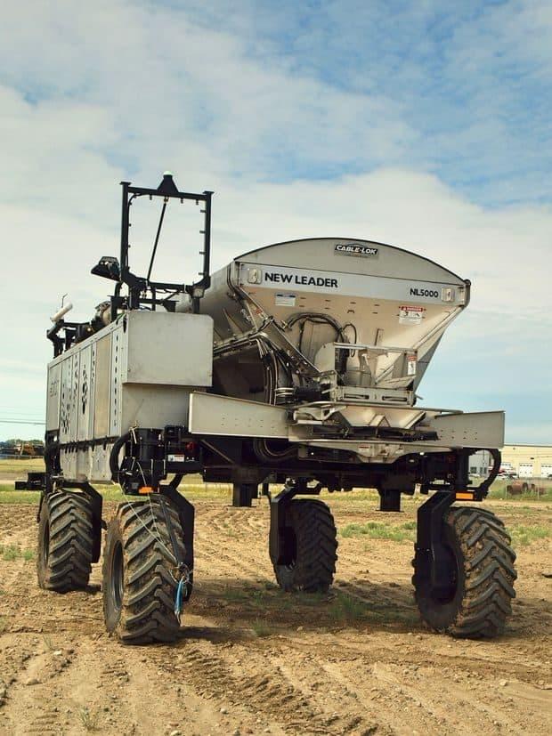 robot agricole DOT