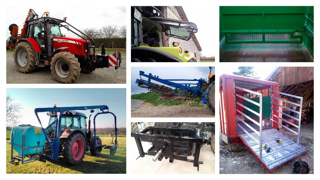 couverture astuces inventions agricoles agriculture techniques outils bricolage mecanique
