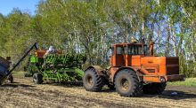 reprogrammation du moteur du tracteur