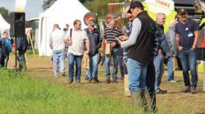Salon aux champs est un rendez-vous pour découvrir sur le terrain des innovations.