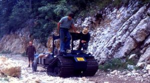 tracteur, le Yéti