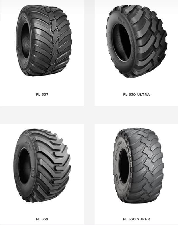 pneus de remorque BKT
