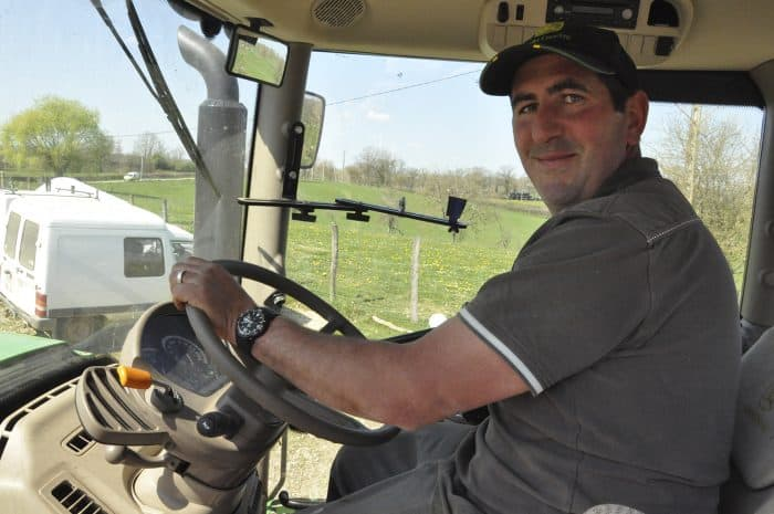 cuma Gramat Julien Kaddour conduite tracteur organisation activité salarié