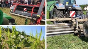 Mécasol 2019, Couverts végétaux destructions implantations récoltes semences
