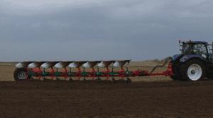 nouvelles charrues kverneland