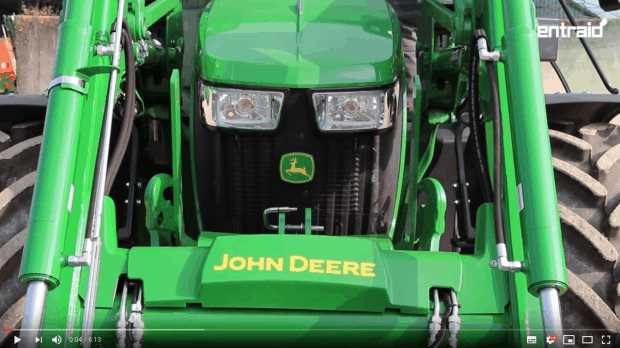 top 10 essai john deere video tracteur