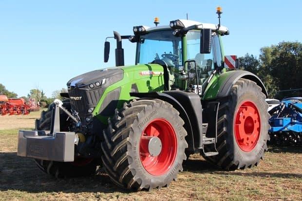 tracteur fendt vario 942