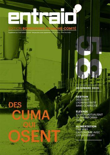 Couverture du numéro Édition Nièvre