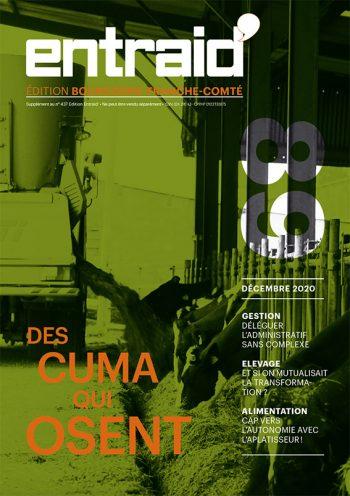 Couverture du numéro Édition Yonne