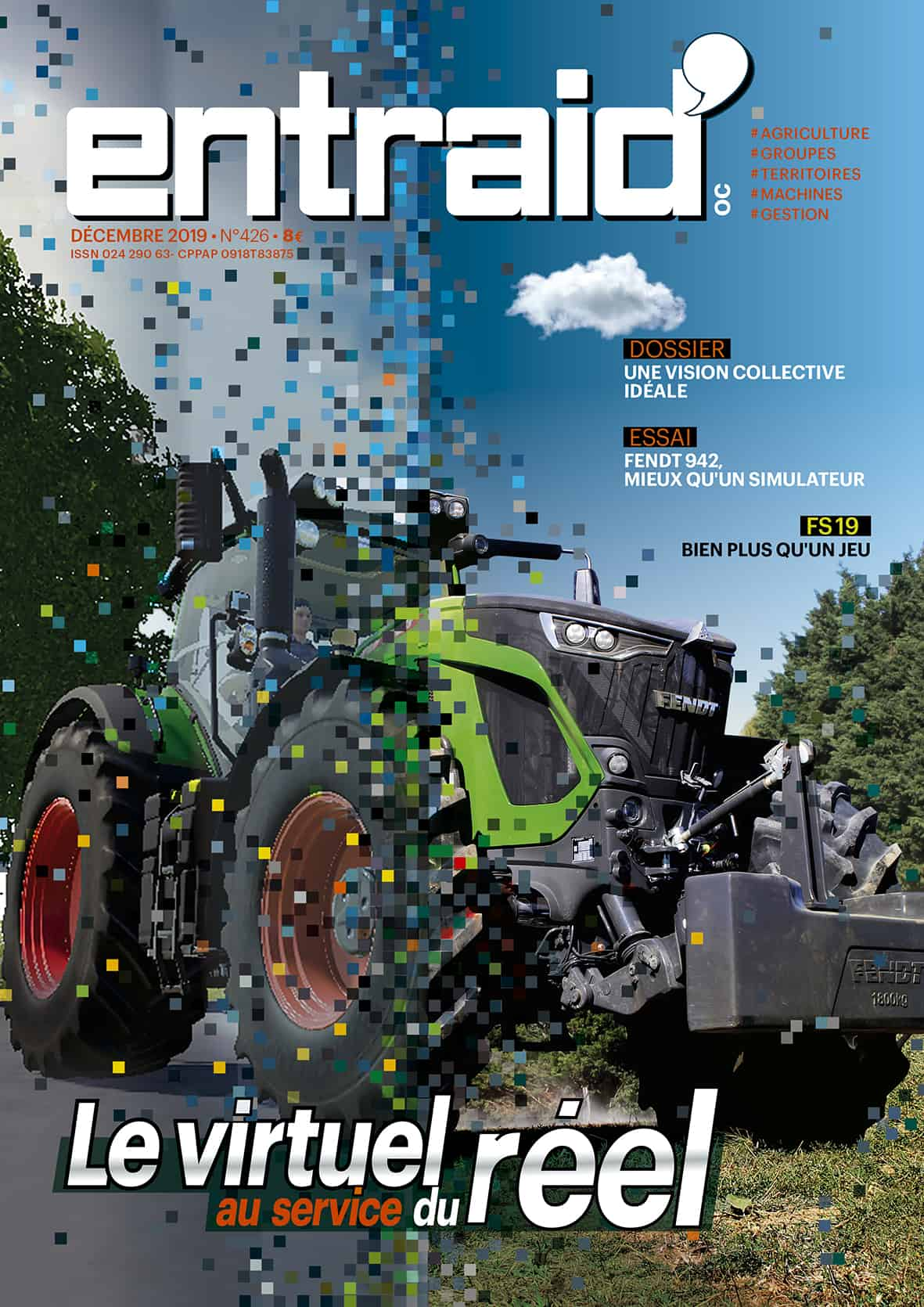 entraid magazine farming simulator