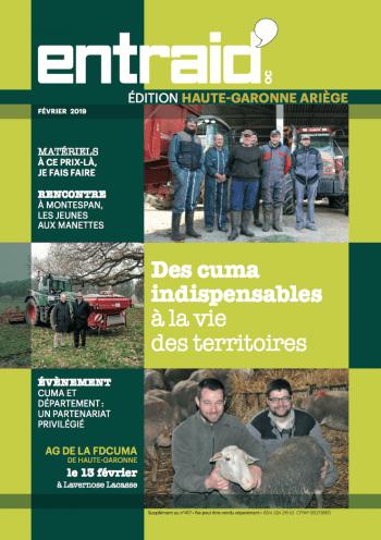 Couverture du numéro Édition Haute-Garonne Ariège