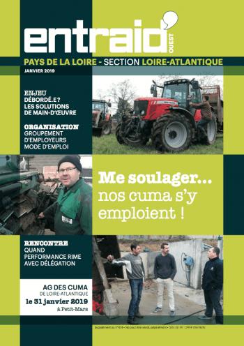 Couverture du numéro Édition Loire-Atlantique