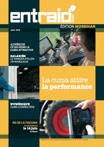 Couverture du numéro Édition Morbihan