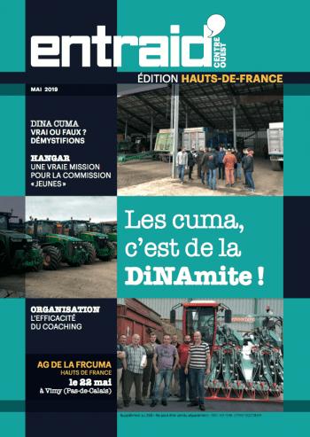 Couverture du numéro Édition Hauts-de-France